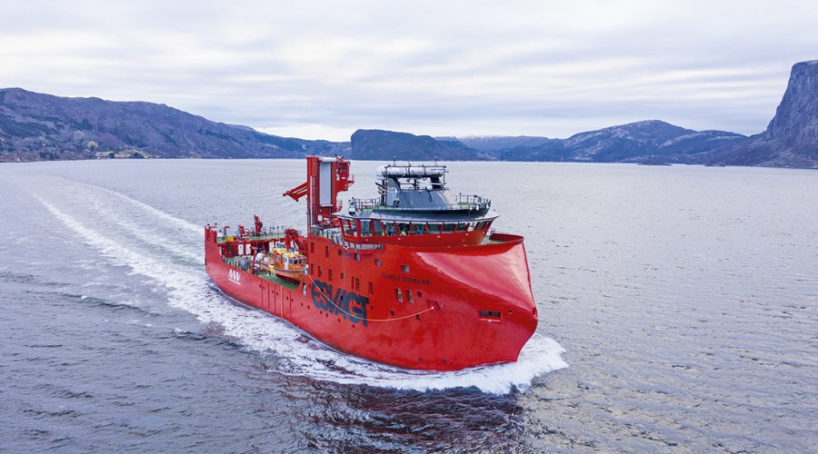 Foto: New Havyard Ship Technology