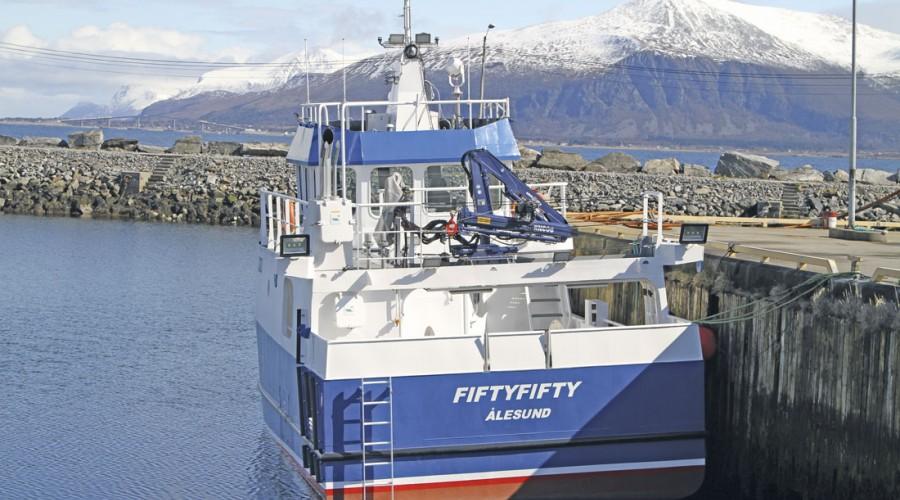 Foto: Barents Boat