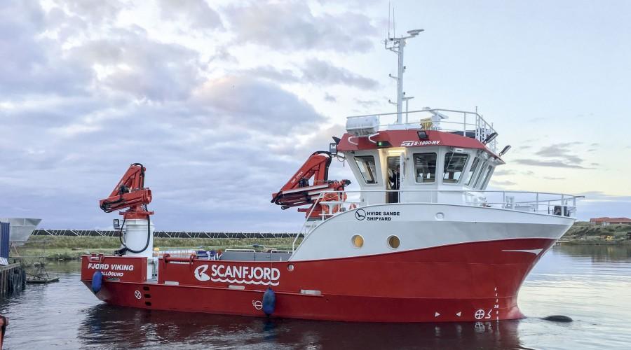 Foto: Hvide Sande Shipyard