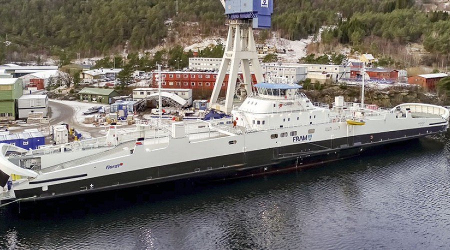 Havyard Shipbuilding Technology