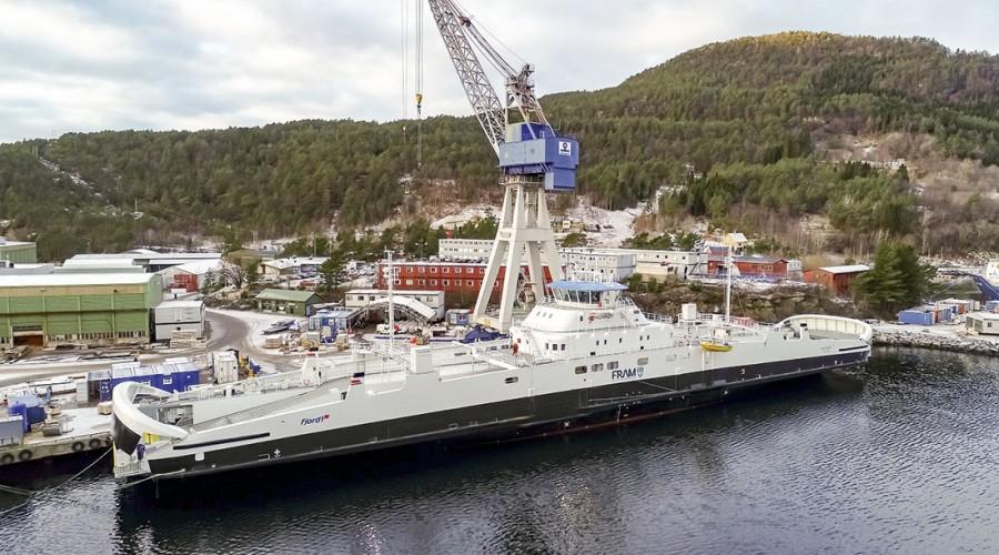 Foto: Havyard Shipbuilding Technology