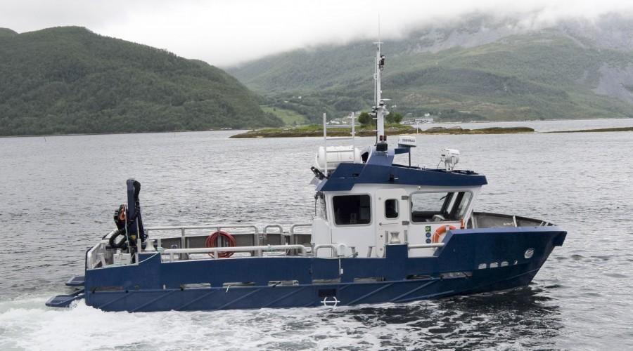 Foto: Grovfjord Mek. Verksted