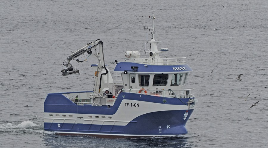 Foto: Grovfjord Båtbyggeri