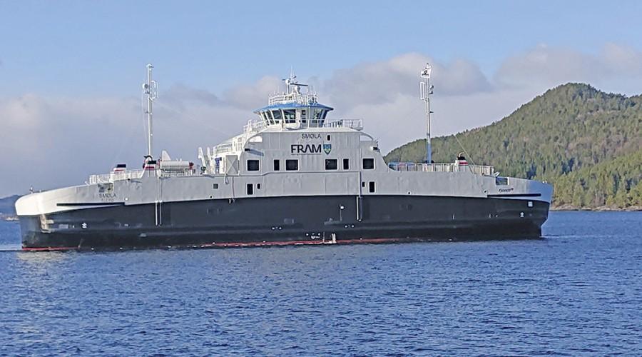 Foto: Fjord1