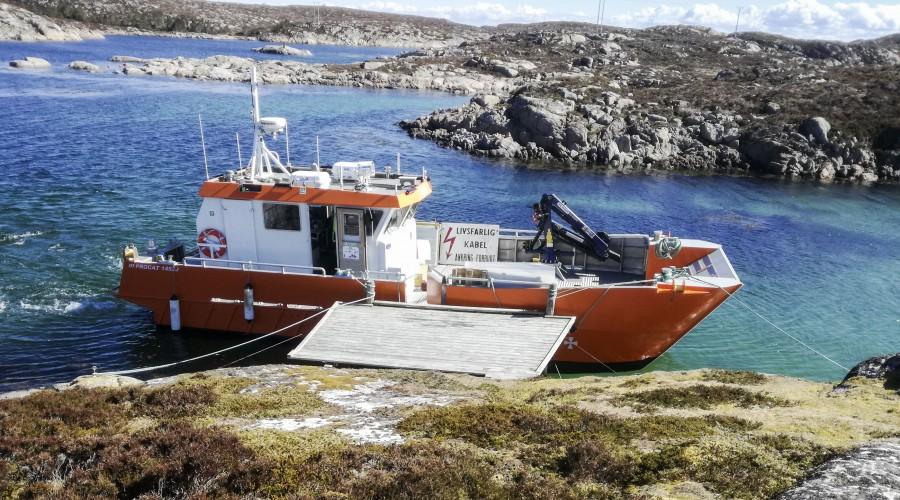 Foto: Norsk Havservice